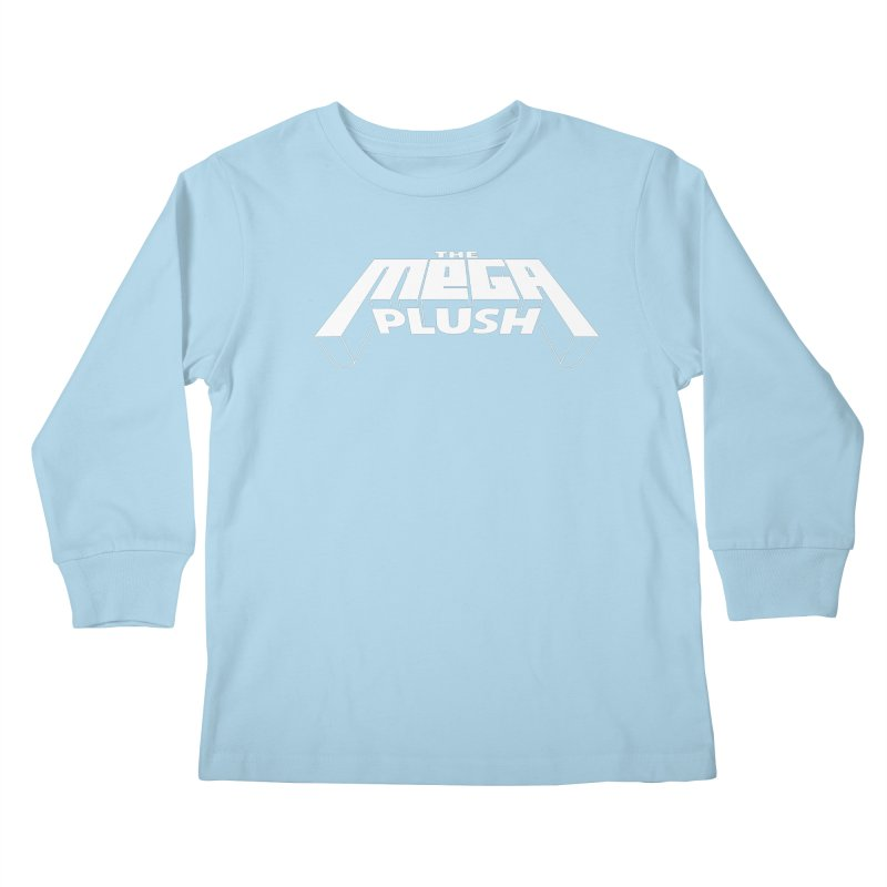 The Mega Plush - Text Logo Kids  by The Mega Plush Shop