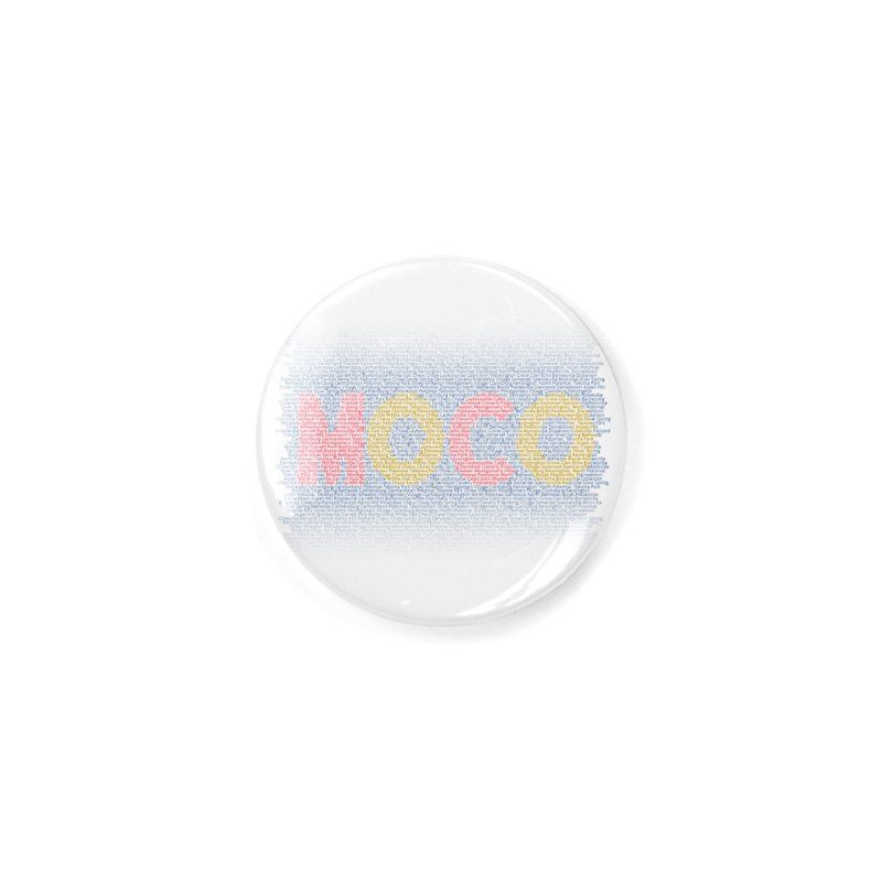 All The Towns in MoCo Accessories Button by The MoCo Shop