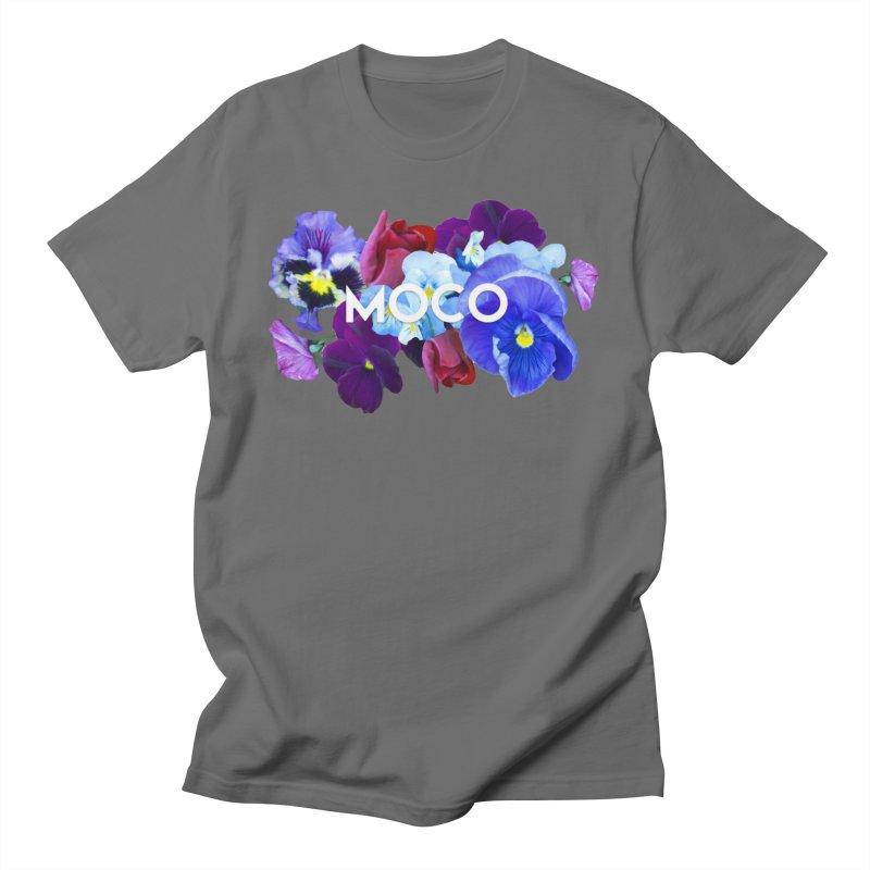 MoCo Floral Men's T-Shirt by The MoCo Shop