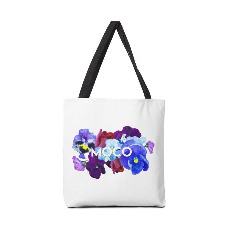 MoCo Floral Accessories Bag by The MoCo Shop