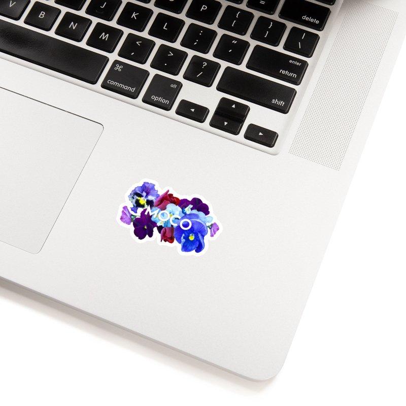 MoCo Floral Accessories Sticker by The MoCo Shop