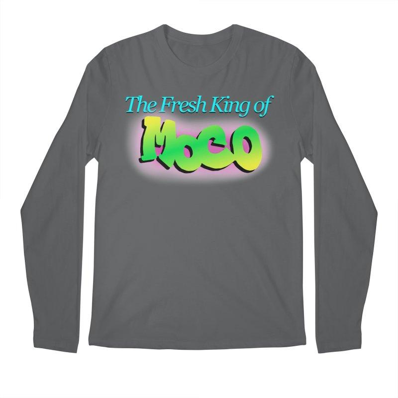 Fresh King of MoCo Men's Longsleeve T-Shirt by The MoCo Shop
