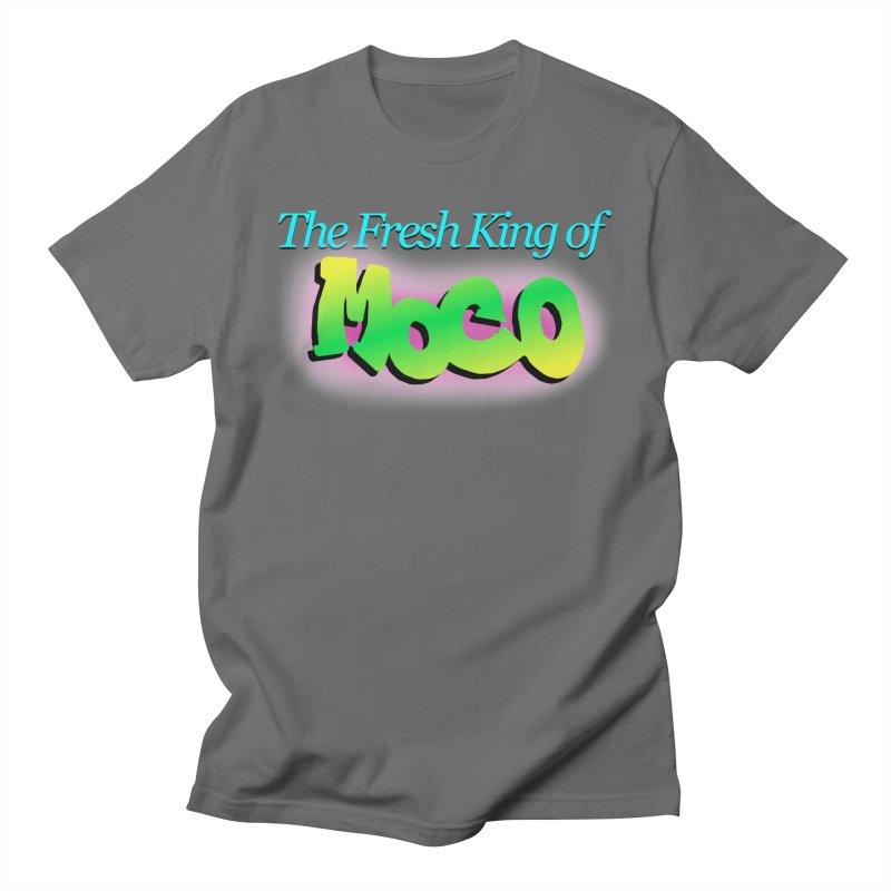 Fresh King of MoCo Men's T-Shirt by The MoCo Shop