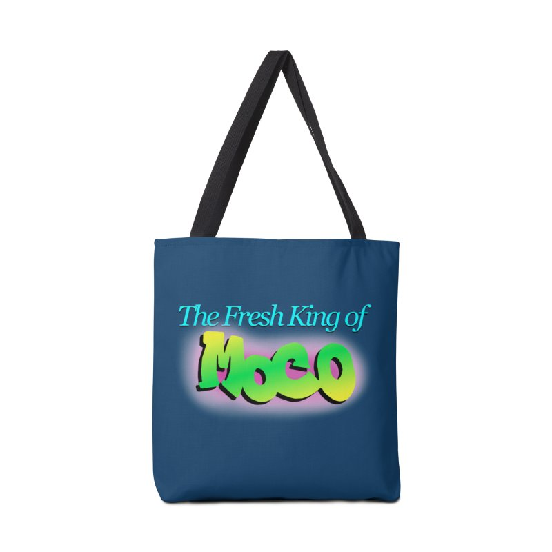Fresh King of MoCo Accessories Bag by The MoCo Shop