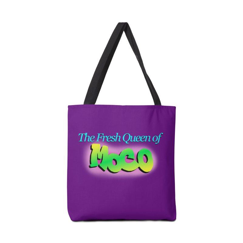Fresh Queen of MoCo Accessories Bag by The MoCo Shop