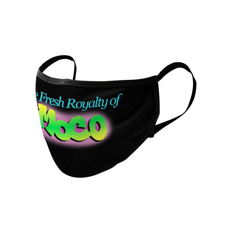 Fresh Royalty of MoCo Accessories Face Mask by The MoCo Shop