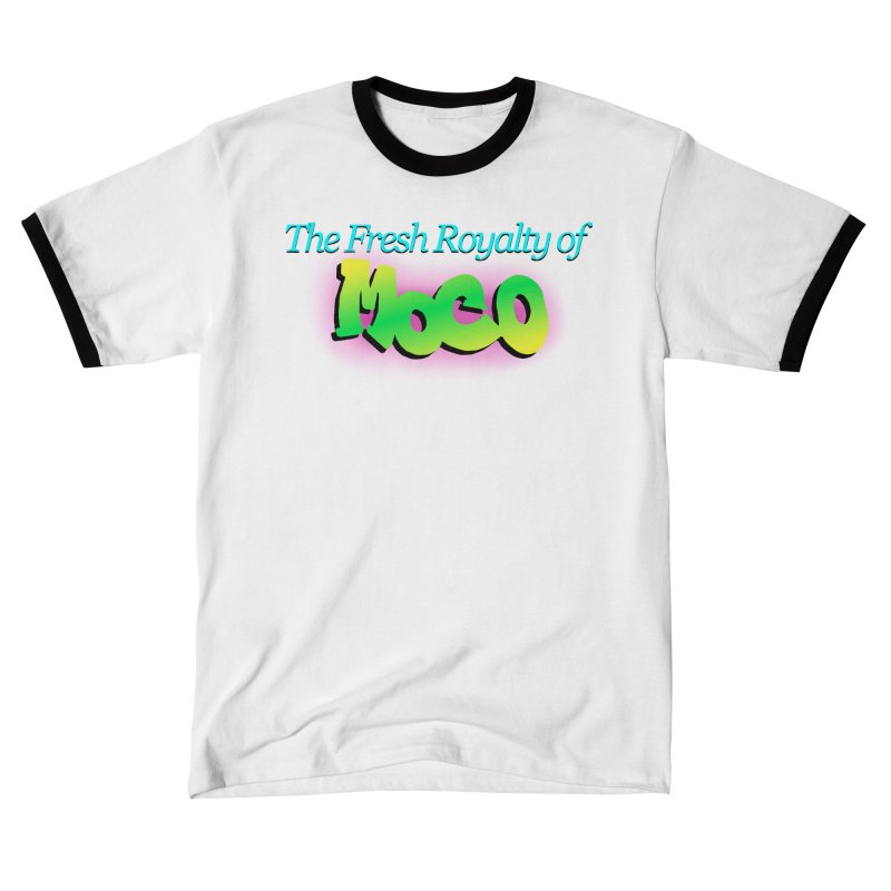 Fresh Royalty of MoCo Men's T-Shirt by The MoCo Shop