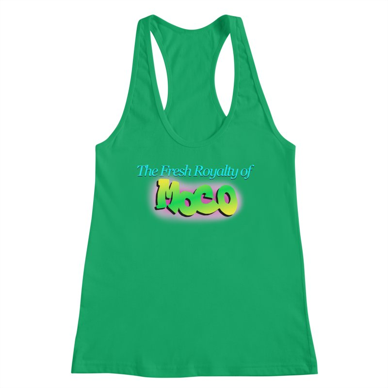 Fresh Royalty of MoCo Women's Tank by The MoCo Shop