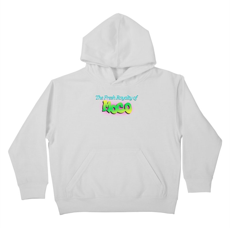 Fresh Royalty of MoCo Kids Pullover Hoody by The MoCo Shop