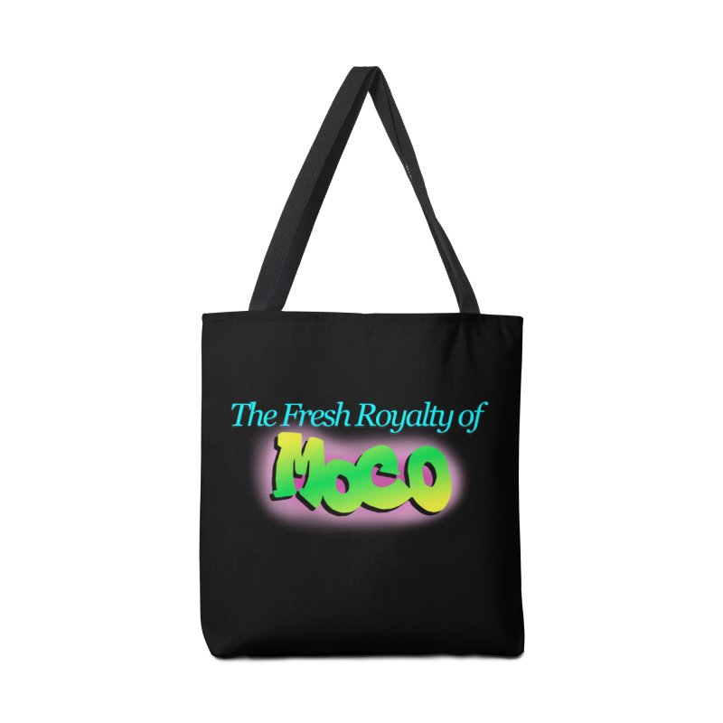 Fresh Royalty of MoCo Accessories Bag by The MoCo Shop