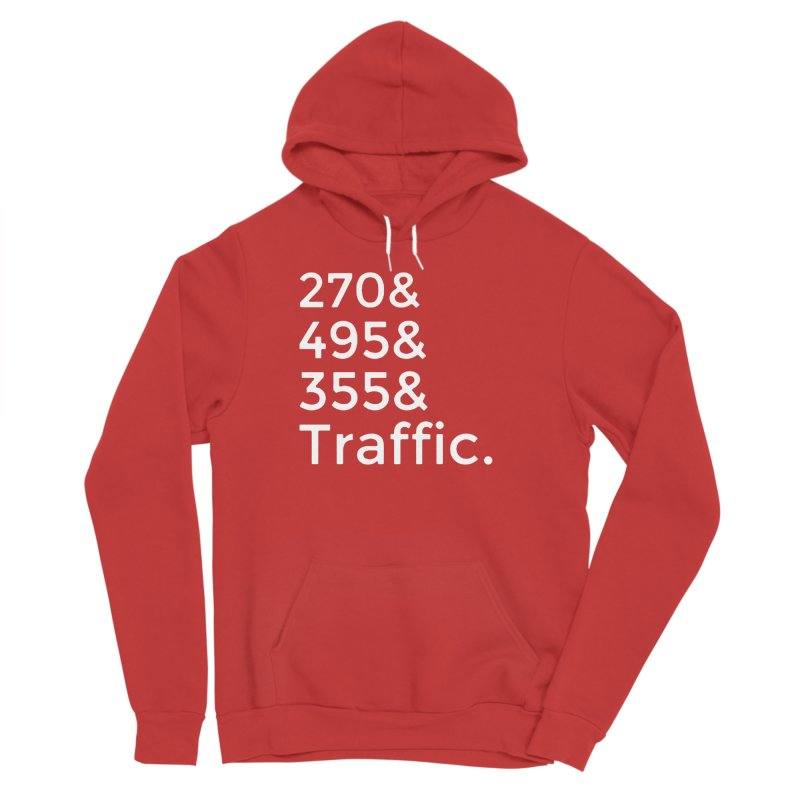 MoCo Traffic Women's Pullover Hoody by The MoCo Shop
