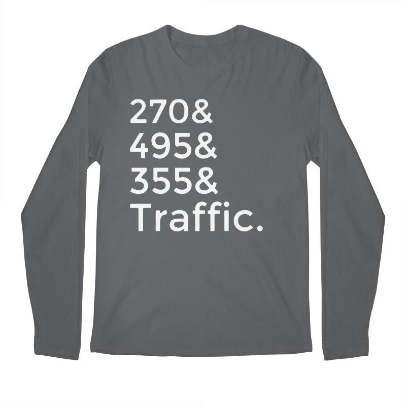 MoCo Traffic Men's Longsleeve T-Shirt by The MoCo Shop