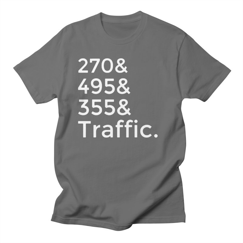 MoCo Traffic Men's T-Shirt by The MoCo Shop