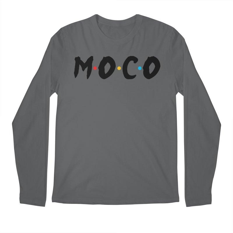 MoCo Friends Men's Longsleeve T-Shirt by The MoCo Shop