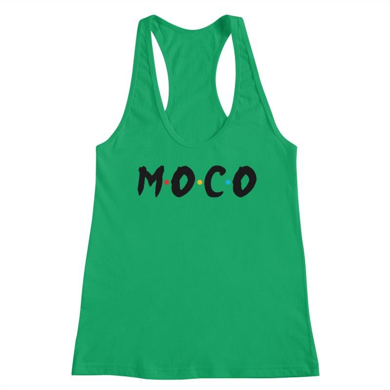 MoCo Friends Women's Tank by The MoCo Shop