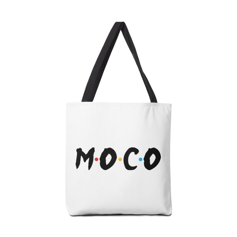 MoCo Friends Accessories Bag by The MoCo Shop