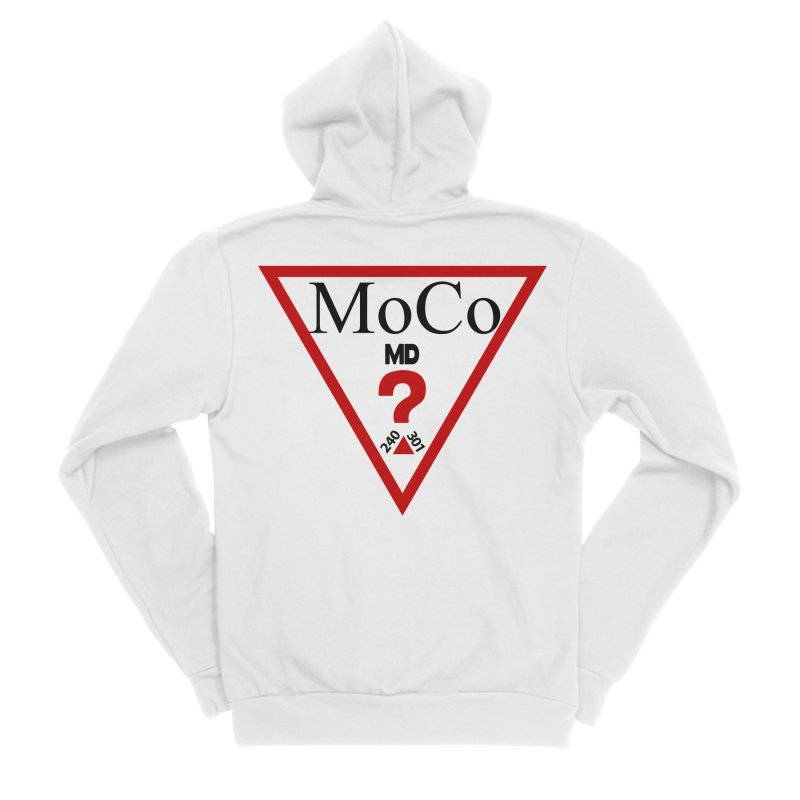 Guess MoCo Men's Zip-Up Hoody by The MoCo Shop
