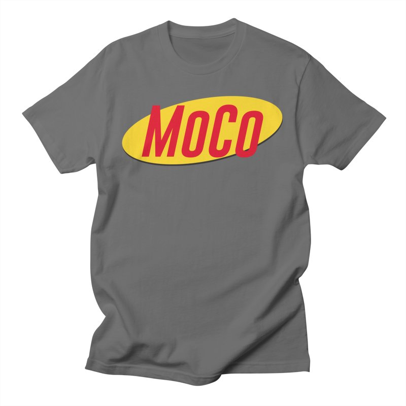 MoCo Shirt About Nothing Men's T-Shirt by The MoCo Shop