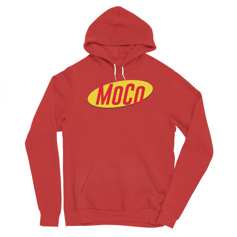 MoCo Shirt About Nothing Women's Pullover Hoody by The MoCo Shop