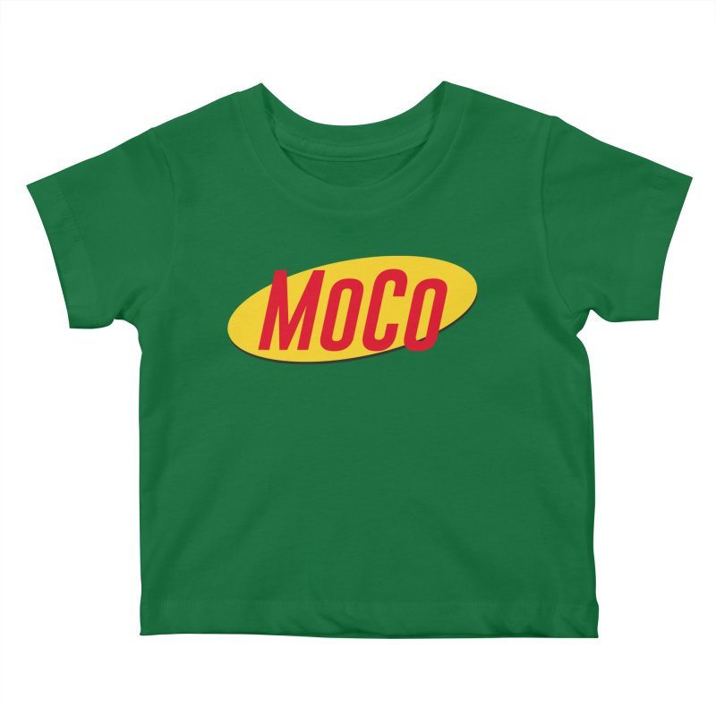 MoCo Shirt About Nothing Kids Baby T-Shirt by The MoCo Shop