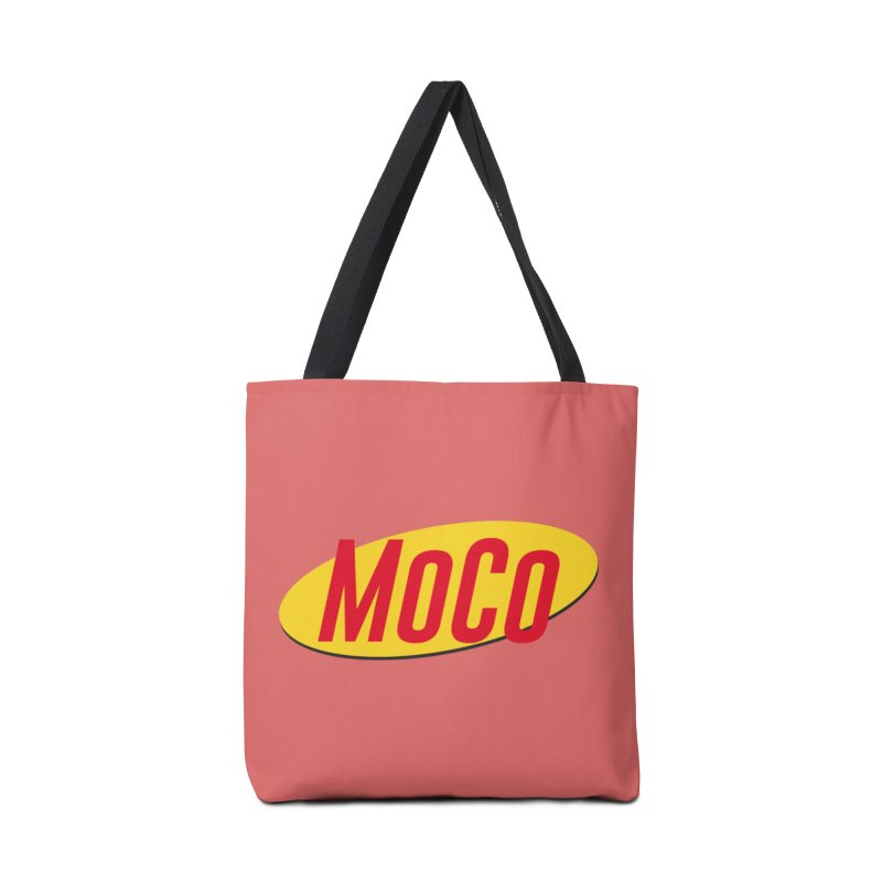 MoCo Shirt About Nothing Accessories Bag by The MoCo Shop
