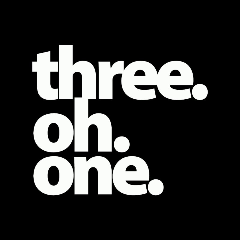 Three. Oh. One. Kids Baby T-Shirt by The MoCo Shop