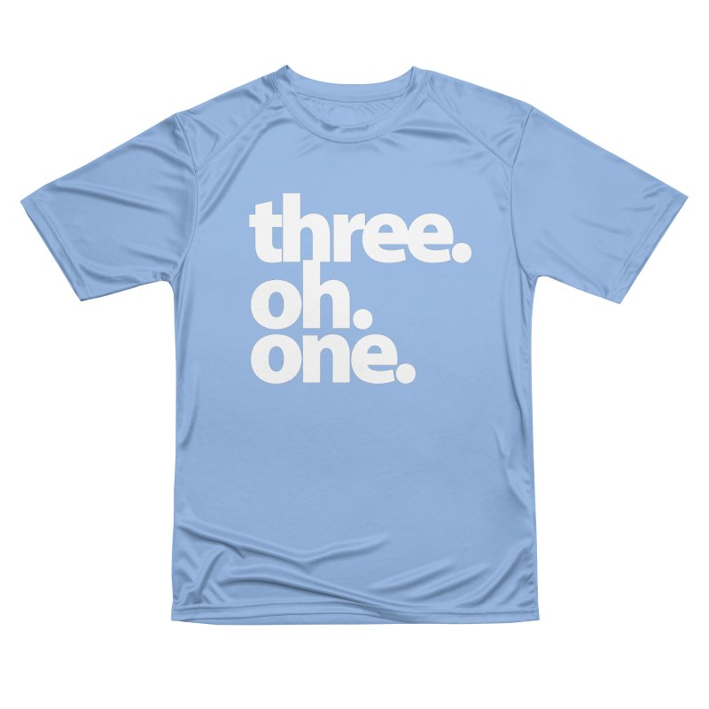 Three. Oh. One. Women's T-Shirt by The MoCo Shop