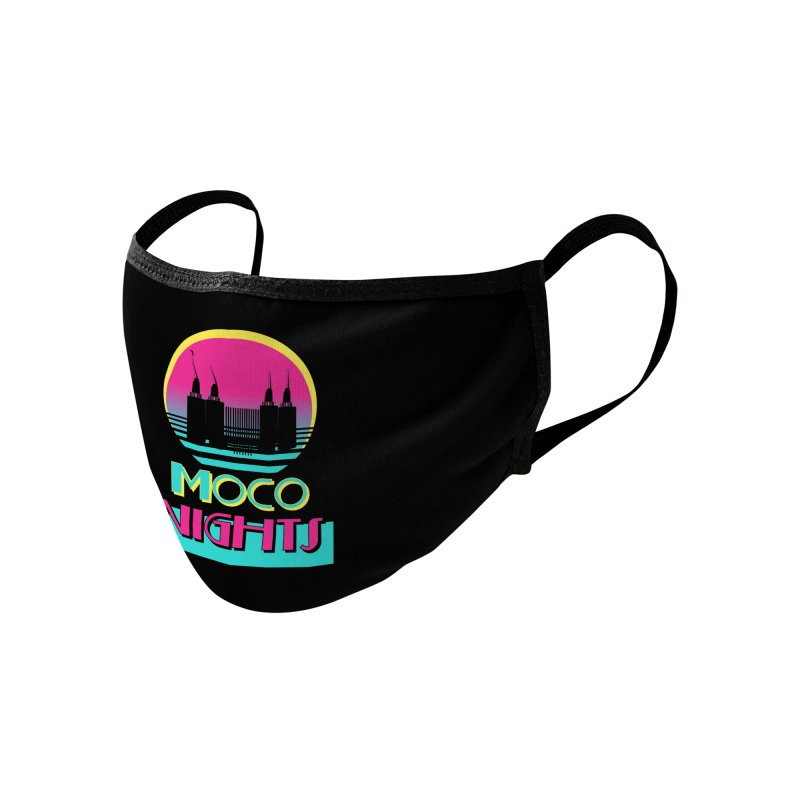 MoCo Nights Accessories Face Mask by The MoCo Shop