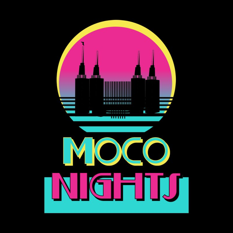 MoCo Nights Men's T-Shirt by The MoCo Shop