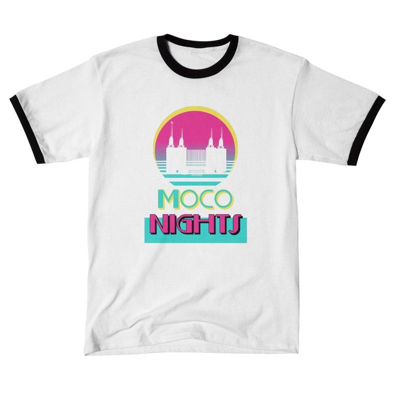 MoCo Nights Men's T-Shirt by The MoCo Shop