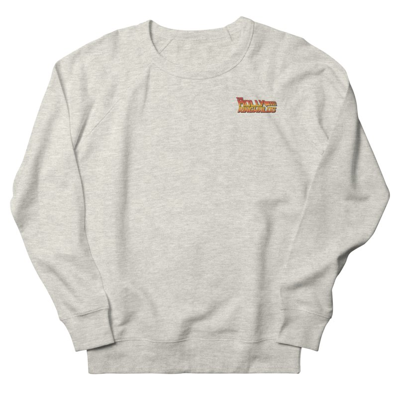 Original Logo: Sweatshirts in Men's French Terry Sweatshirt Heather Oatmeal by The Molly Ringwalds Merch Store