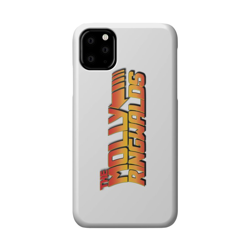 Original Logo: Accessories Accessories Phone Case by The Molly Ringwalds Merch Store