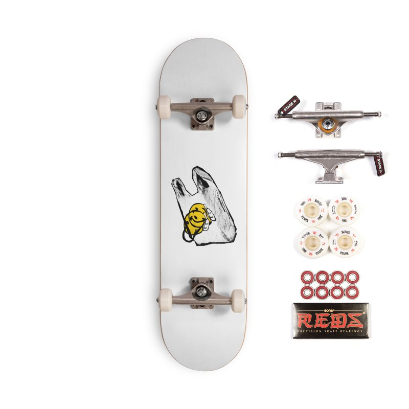 Thank you Accessories Complete - Pro Skateboard by Myno's Artist Shop