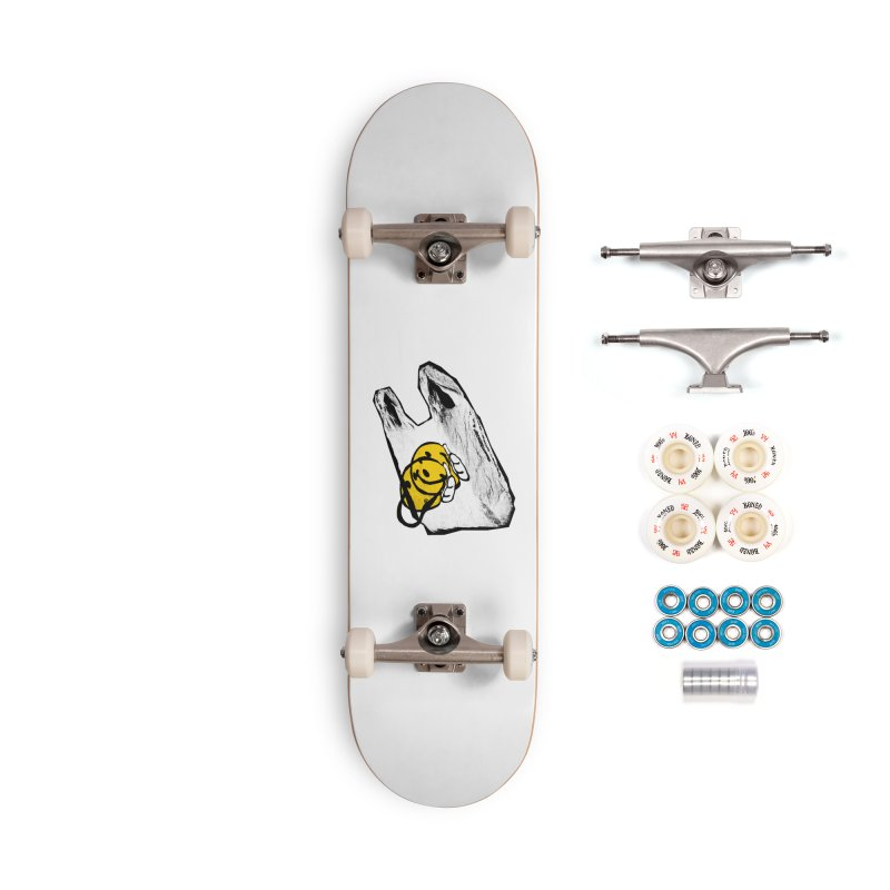 Thank you Accessories Complete - Premium Skateboard by Myno's Artist Shop