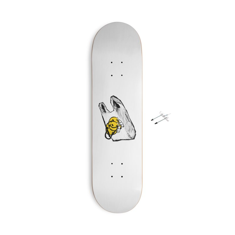 Thank you Accessories Skateboard by Myno's Artist Shop