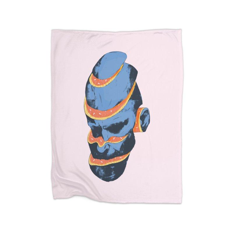 Juan Home Blanket by Myno's Artist Shop