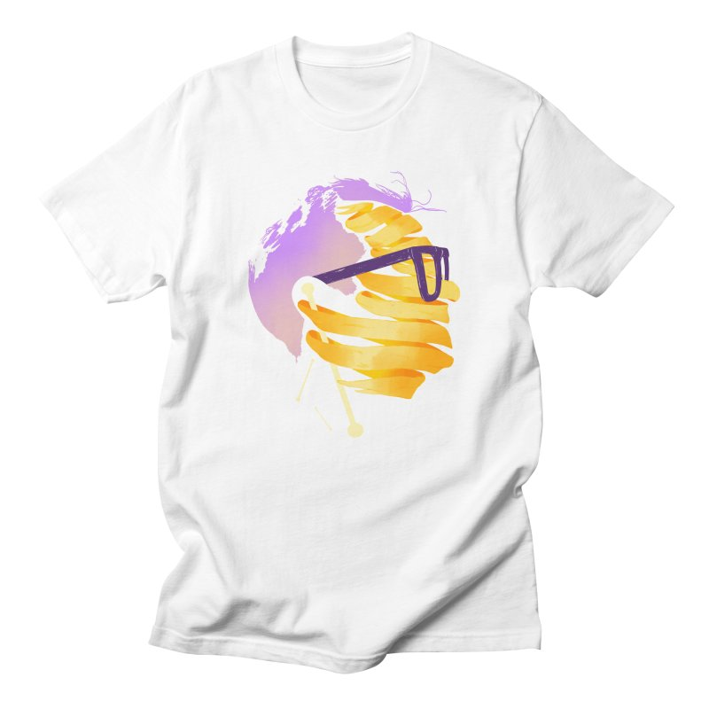 Justin Men's T-Shirt by Myno's Artist Shop