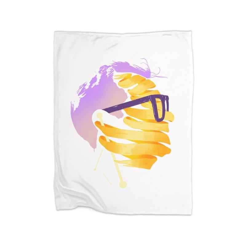 Justin Home Blanket by Myno's Artist Shop