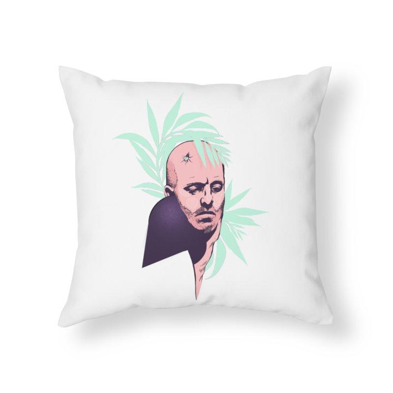 Juan II Home Throw Pillow by Myno's Artist Shop