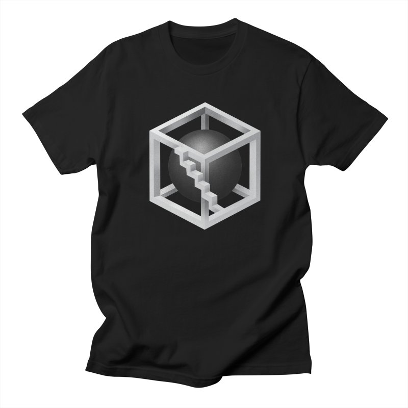 First level Men's Regular T-Shirt by Myno's Artist Shop