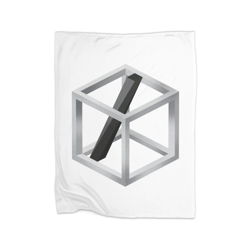Slide Home Blanket by Myno's Artist Shop