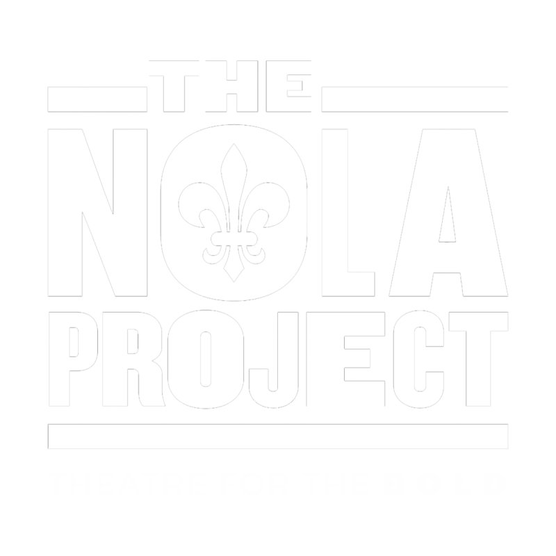 NP White Logo by The NOLA Project Shop