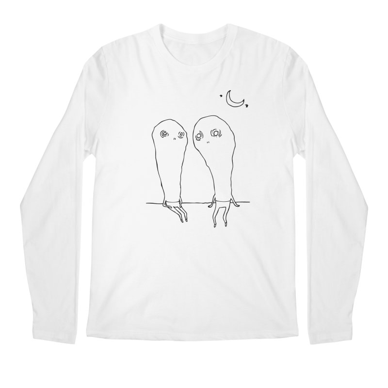 Cuties Men's Longsleeve T-Shirt by The Normal Shirt Shop