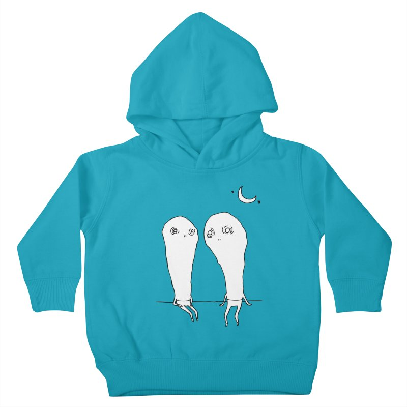 Cuties Kids Toddler Pullover Hoody by The Normal Shirt Shop