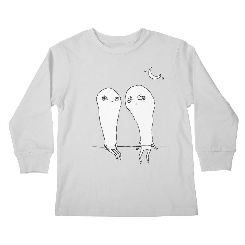 Cuties Kids Longsleeve T-Shirt by The Normal Shirt Shop
