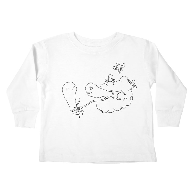 In the Image of Ogd Kids Toddler Longsleeve T-Shirt by The Normal Shirt Shop