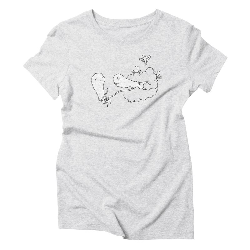 In the Image of Ogd Women's Triblend T-Shirt by The Normal Shirt Shop