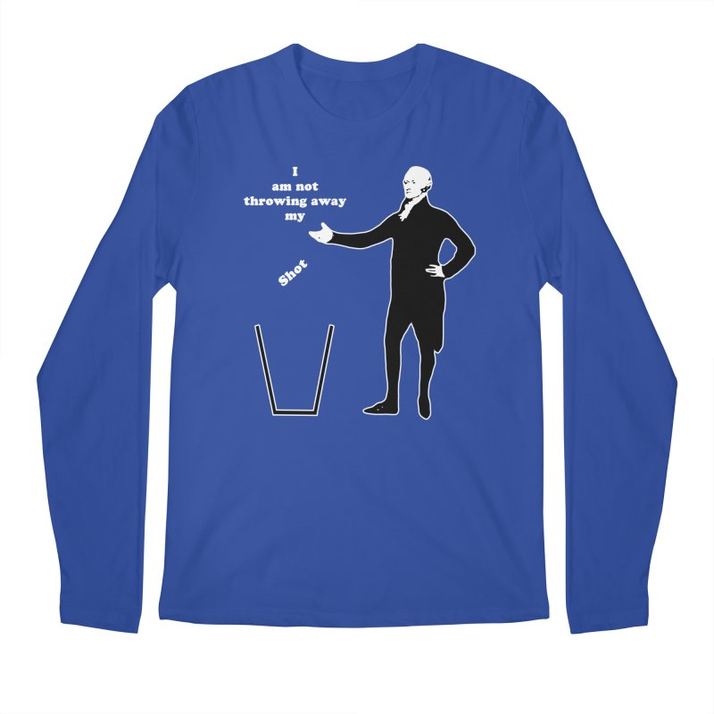 Alex Men's Longsleeve T-Shirt by The Normal Shirt Shop