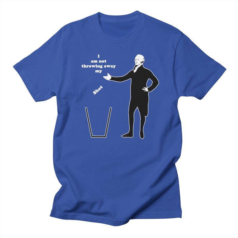 Alex Women's Unisex T-Shirt by The Normal Shirt Shop
