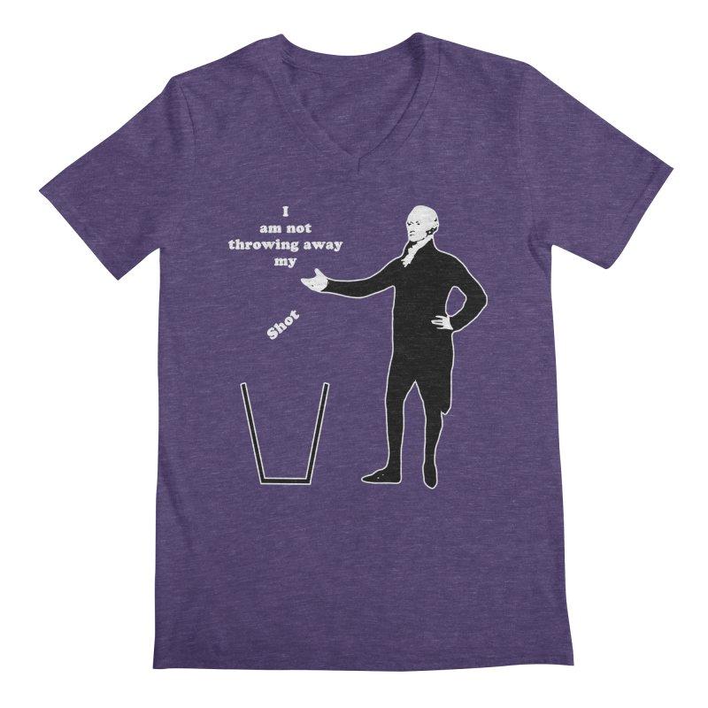 Alex Men's V-Neck by The Normal Shirt Shop
